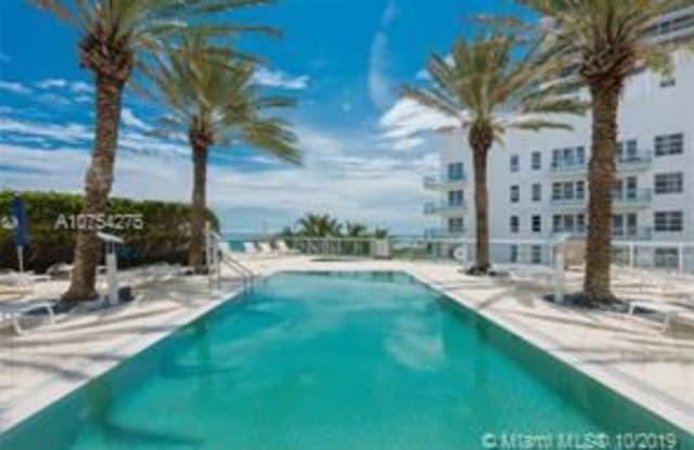 3801 Collins Ave Unit Th - 3801 Collins Avenue, Miami Beach, FL 33140