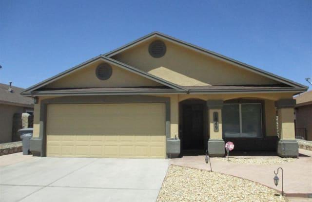 1849 SHREYA Street - 1849 Shreya Street, El Paso, TX 79928