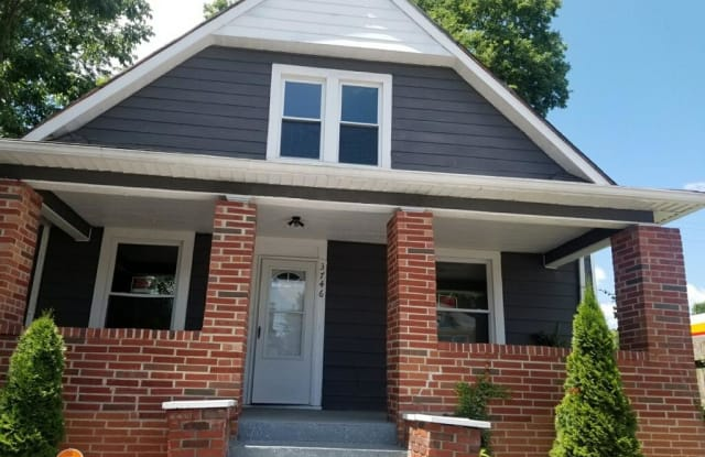 3746 N Capitol Ave. - 3746 North Capitol Avenue, Indianapolis, IN 46208