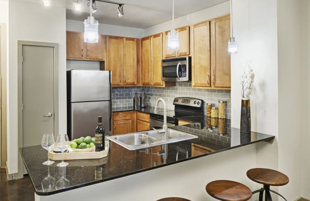 Camden Design District - 1551 Oak Lawn Ave, Dallas, TX 75207