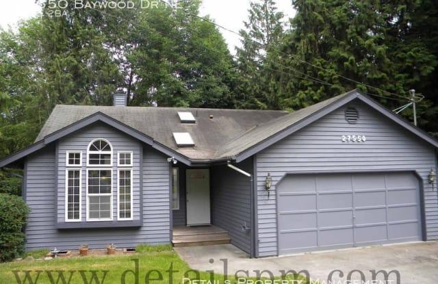 27550 Baywood Dr NE - 27550 Baywood Drive Northeast, Kitsap County, WA 98346