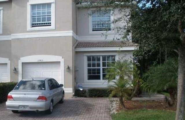 12415 SW 42nd St - 12415 SW 42nd Street, Miramar, FL 33027