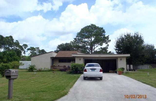 5800 Myrtle Drive - 5800 Myrtle Drive, Indian River Estates, FL 34982