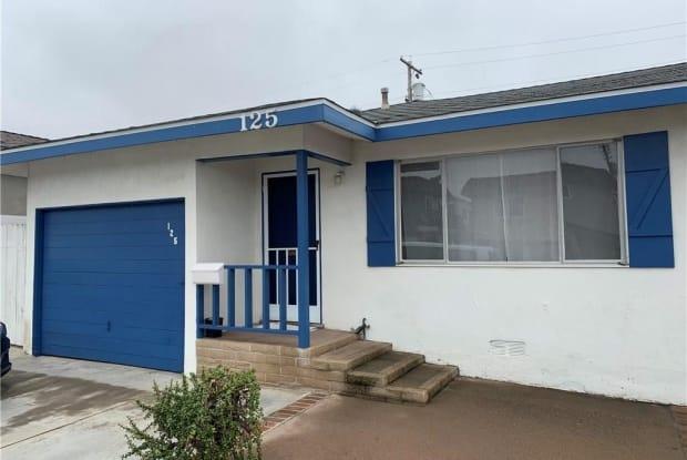 125 W Escalones - 125 West Escalones, San Clemente, CA 92672