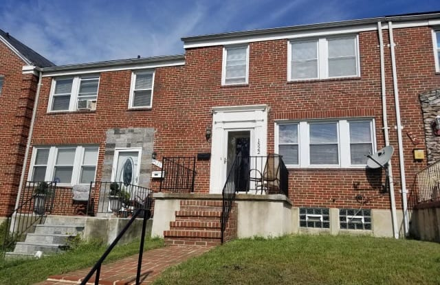 1522 FERNLEY ROAD - 1522 Fernley Road, Baltimore, MD 21218