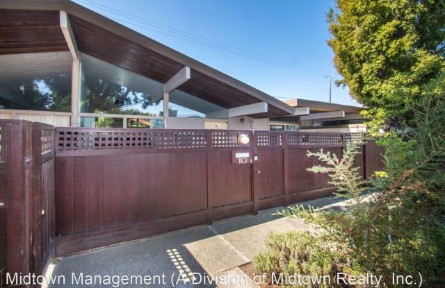 110 Ferne Ave. - 110 Ferne Avenue, Palo Alto, CA 94306