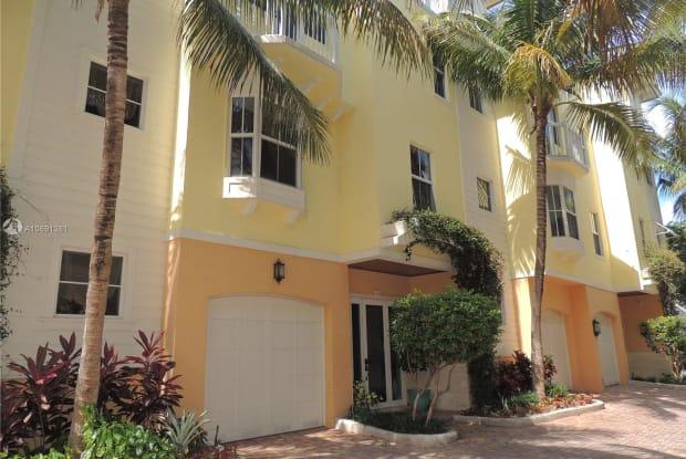 4332 Seagrape Dr - 4332 Seagrape Drive, Lauderdale-by-the-Sea, FL 33308