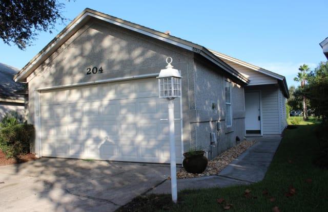 204 Chantal Court - 204 Chantal Court, Sawgrass, FL 32082