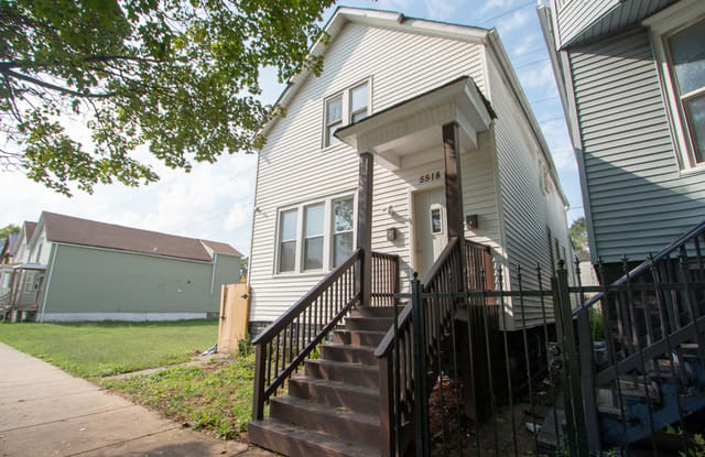 5518 South Perry Avenue - 5518 South Perry Avenue, Chicago, IL 60621