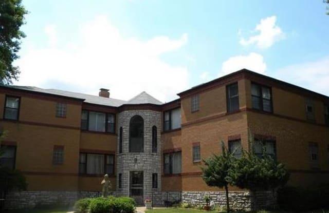 4931 Jamieson Avenue - 4931 Jamieson Avenue, St. Louis, MO 63109