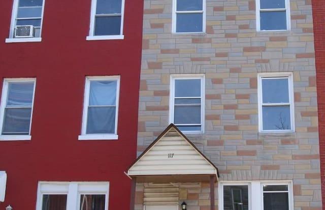 117 S. CALHOUN ST. - 117 South Calhoun Street, Baltimore, MD 21223