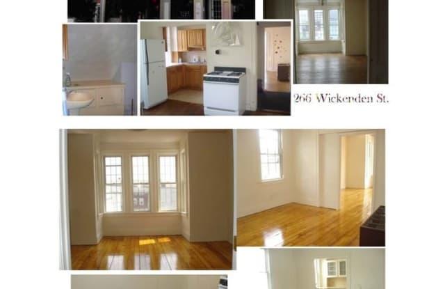 266 Wickenden St - 266 Wickenden Street, Providence, RI 02903