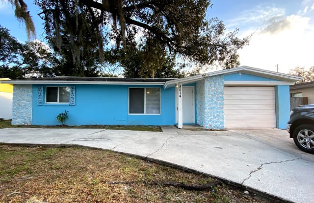 5514 Front Dr - 5514 Front Drive, Holiday, FL 34690