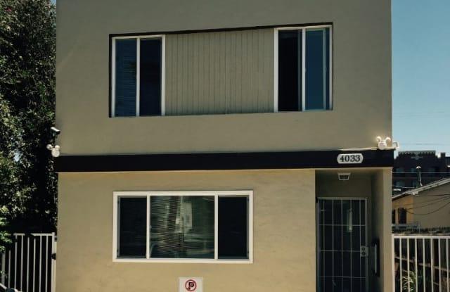 4033 Van Dyke Ave B - 4033 Van Dyke Avenue, San Diego, CA 92105