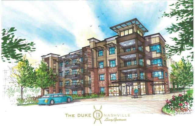 The Duke Nashville - 281 Cumberland Bend, Nashville, TN 37228