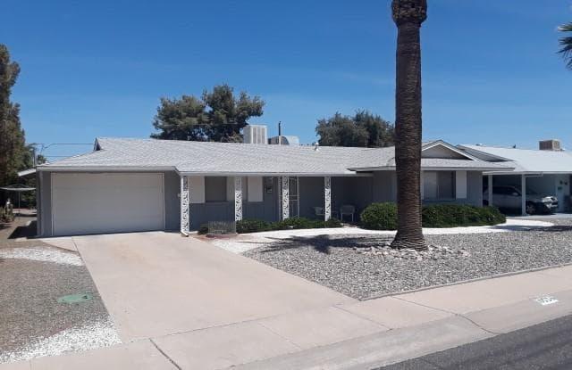 10536 W SNEAD Drive - 10536 West Snead Drive, Sun City, AZ 85351