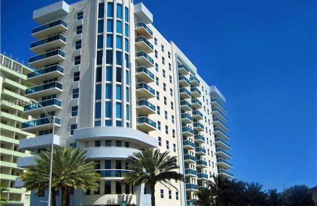 9201 Collins Ave - 9201 Collins Avenue, Surfside, FL 33154