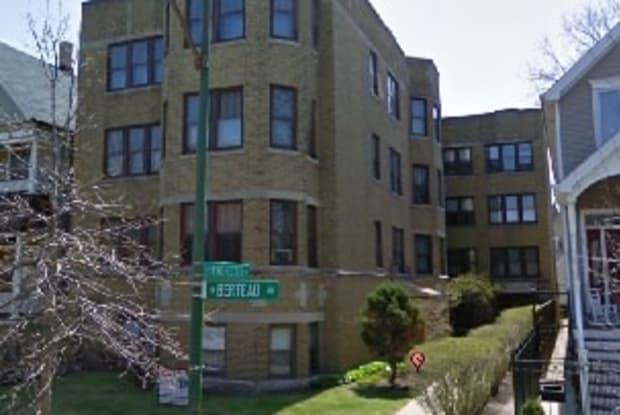 1919 W. Berteau - Garden F - 1919 West Berteau Avenue, Chicago, IL 60613