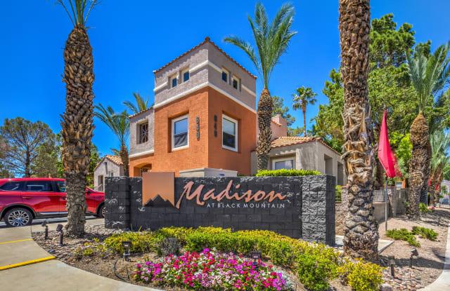 Madison at Black Mountain - 640 E Horizon Dr, Henderson, NV 89015