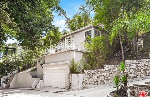 3335 ADINA Drive - 3335 Adina Drive, Los Angeles, CA 90068