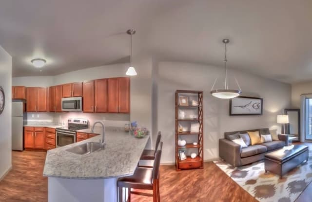 Residences At Streets Of St Charles - 1650 Beale St, St. Charles, MO 63303
