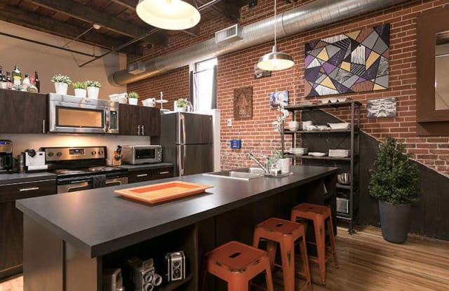 Buerger Brothers Lofts - 1742 Champa St, Denver, CO 80202