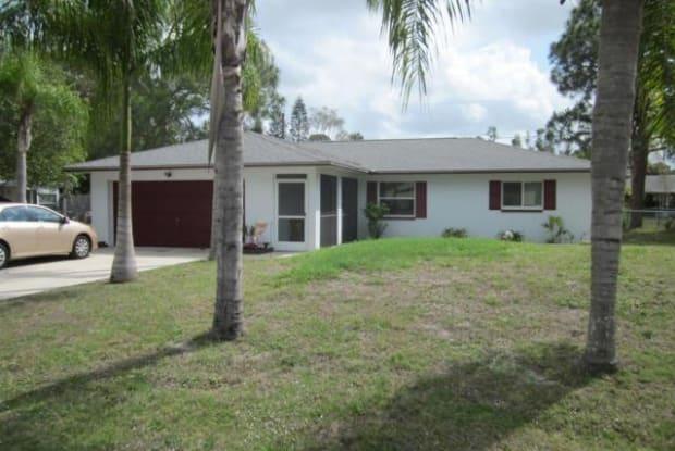 18665 Sarasota RD - 18665 Sarasota Road, San Carlos Park, FL 33967