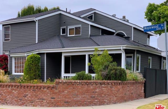3201 MAPLEWOOD Avenue - 3201 Maplewood Avenue, Los Angeles, CA 90066