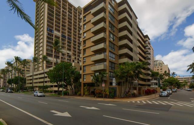 Napili Towers - 451 Nahua Street, Honolulu, HI 96815