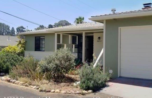 8451 Roach Dr. - 8451 Roach Drive, La Mesa, CA 91942