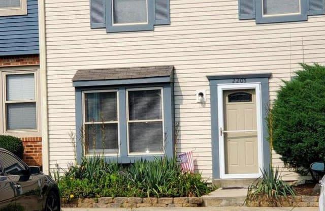 2205 ELBERTA LN - 2205 Elberta Lane, Marlton, NJ 08053