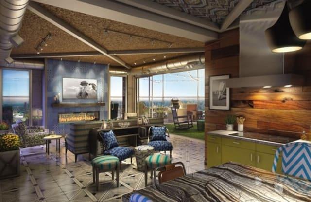 Plaza Club City Apartments - 4621 Jefferson St, Kansas City, MO 64112