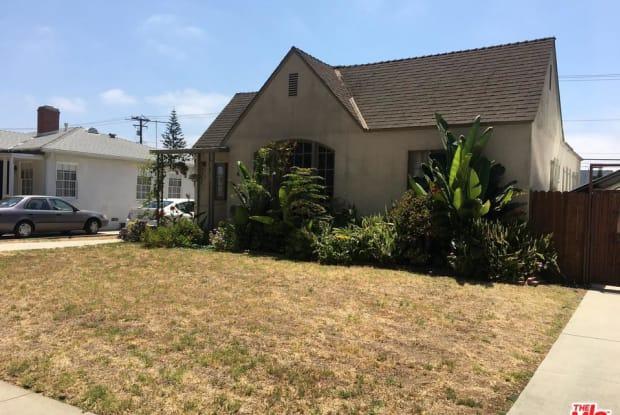 4115 LAFAYETTE Place - 4115 Lafayette Place, Culver City, CA 90232