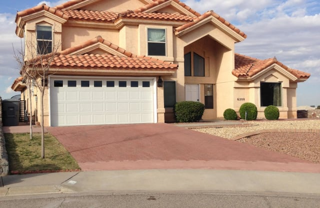6200 BLUFF VIEW Place - 6200 Bluff View Place, El Paso, TX 79912