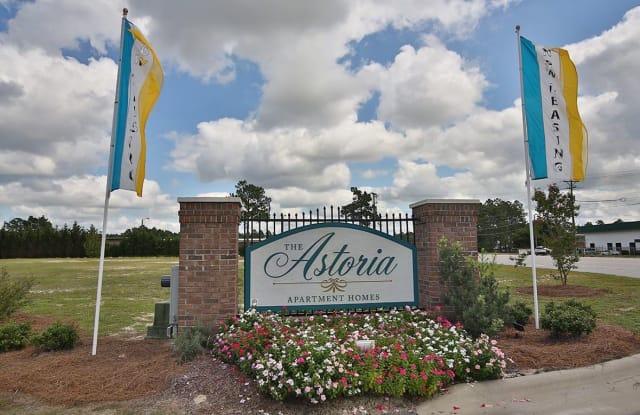 The Astoria Apartment Homes - 405 Grand Wailea Dr, Hope Mills, NC 28306