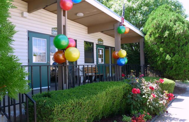 Garden Park Apartments - 207 N Hickory St, Sapulpa, OK 74066