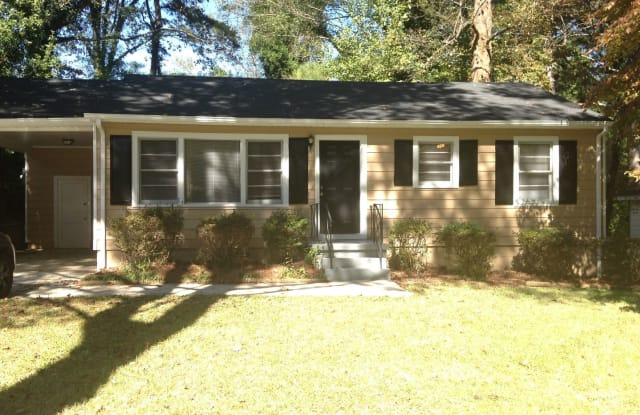 2493 Old Colony Road - 2493 Old Colony Road, East Point, GA 30344