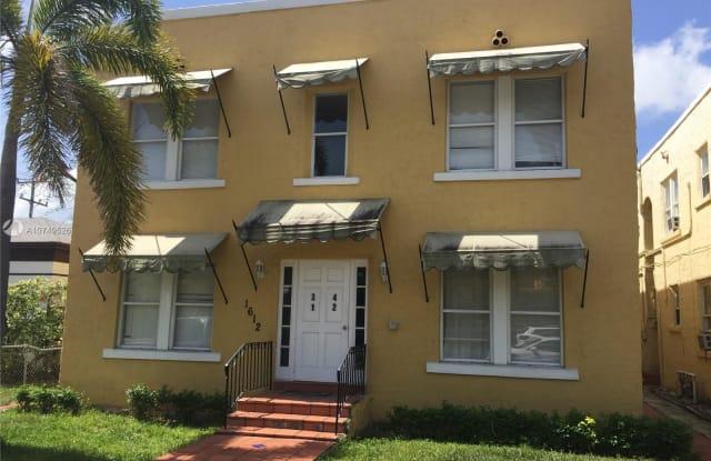 1612 HARRISON ST - 1612 Harrison Street, Hollywood, FL 33020