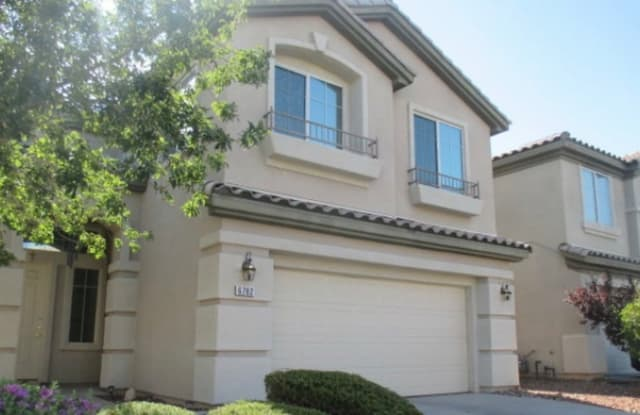 6782 Canyon Maple St - 6782 Canyon Maple Street, Spring Valley, NV 89148