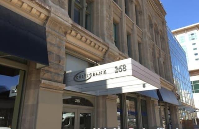 268 S State St - 268 State Street, Salt Lake City, UT 84111