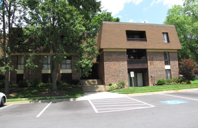 5248 W RUNNING BROOK RD #103 - 5248 West Running Brook Road, Columbia, MD 21044