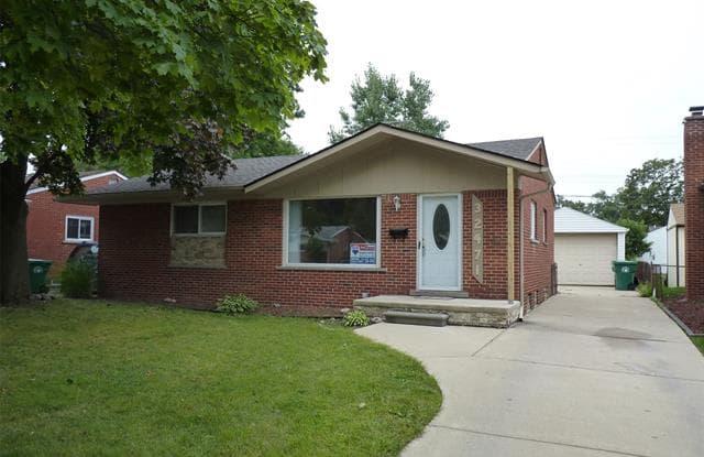 32471 Alvin Street - 32471 Alvin Street, Garden City, MI 48135