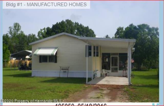 16143 Pensacola Street - 16143 Pensacola Street, Spring Hill, FL 34604