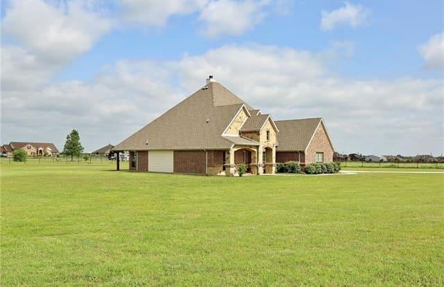119 George Owens Road - 119 George Owens Road, Ponder, TX 76259