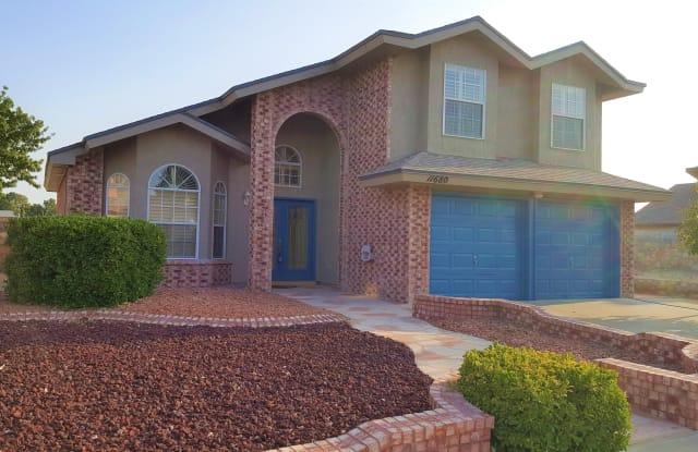 11680 SHAPLEIGH Court - 11680 Shapleigh Court, El Paso, TX 79936