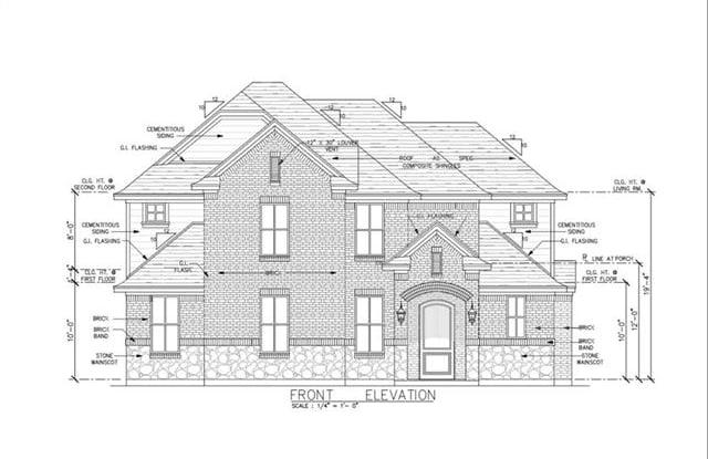 3910 Belle Maison Court - 3910 Belle Avenue, Denison, TX 75020