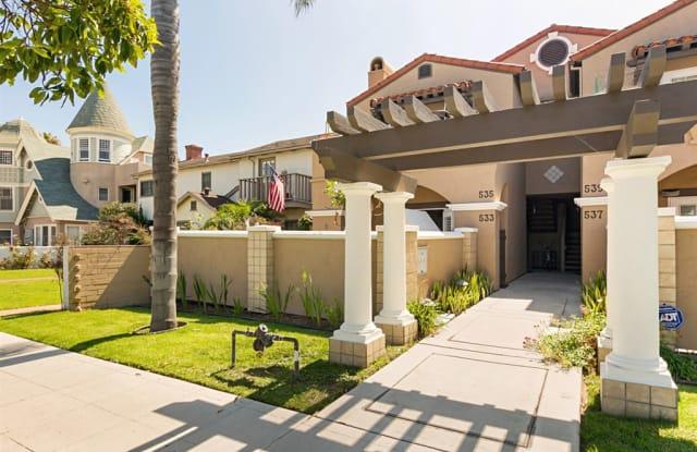 533 F Ave - 533 F Avenue, Coronado, CA 92118