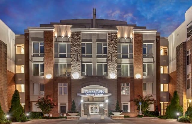 Camden Fairfax Corner - 4245 Summit Corner Dr, Fairfax, VA 22030