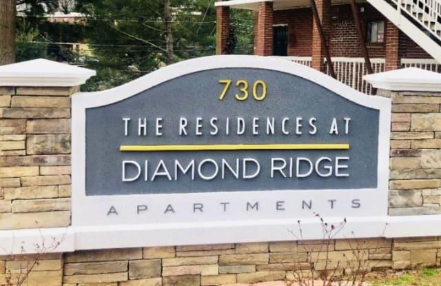 The Residences at Diamond Ridge - 730 Anson St, Winston-Salem, NC 27103