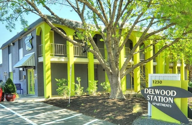Delwood Station - 1230 E 38th 1/2 St, Austin, TX 78722